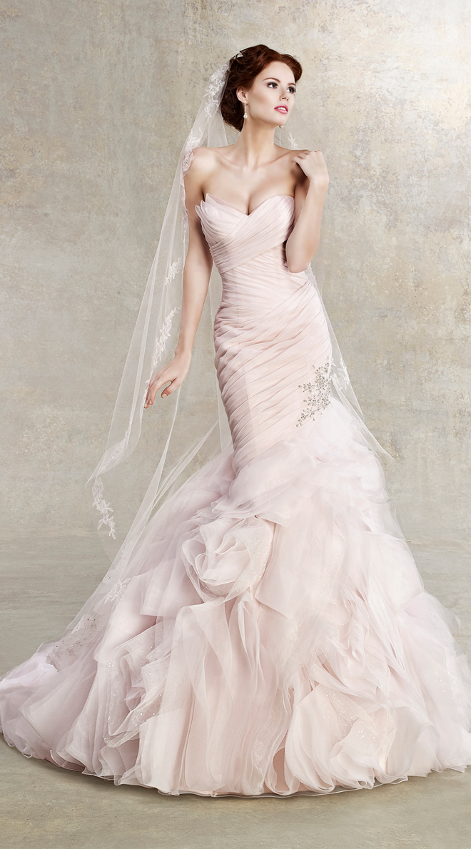Kitty Chen 2013 Bridal Collection + My Dress Of The Week