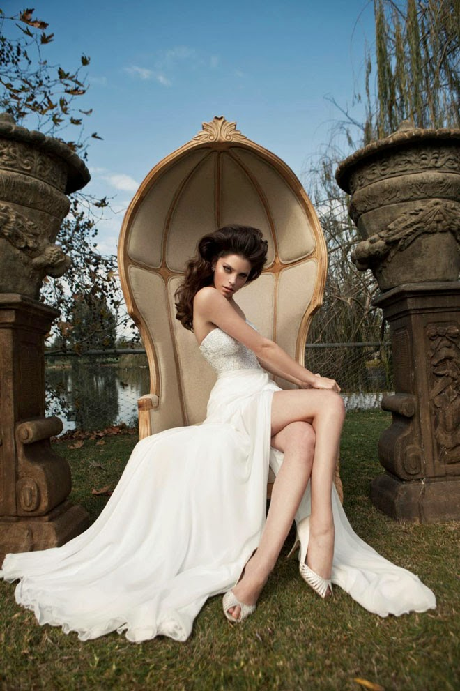 Wedding Dresses by Tal Kahlon
