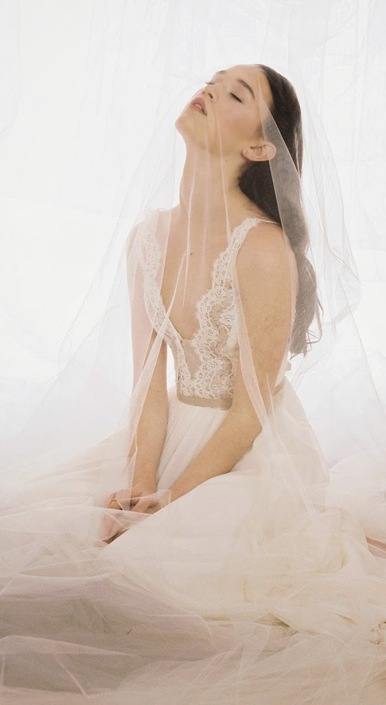 Truvelle 2015 Bridal Collection and Lookbook