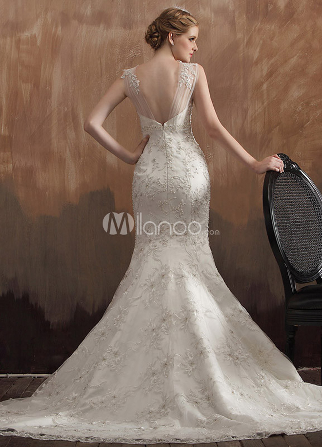 Beautiful and Affordable Bridal Gowns by Milanoo