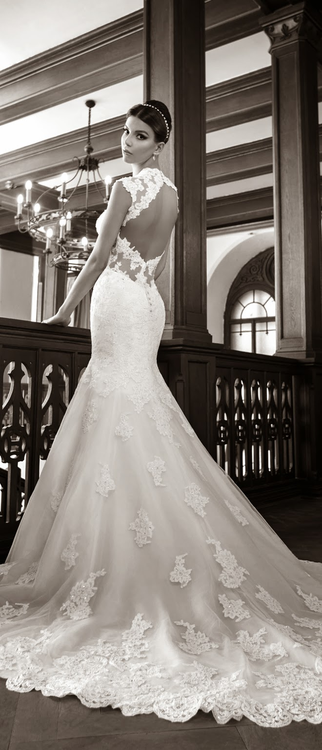 One love by bien savvy 2014 bridal collection part 2 for Romanian wedding dress designer