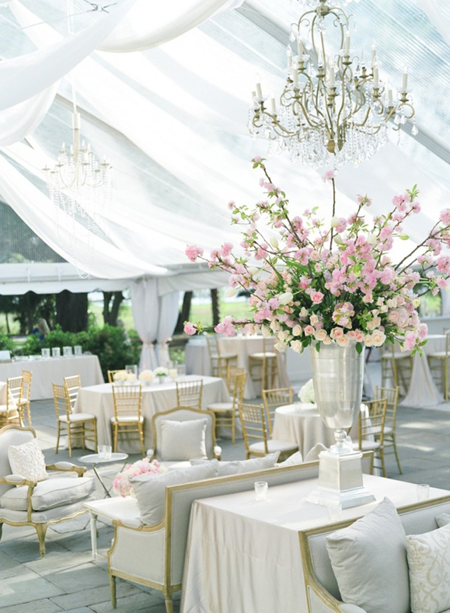 Wedding Furniture: Seating in Style at Your Reception