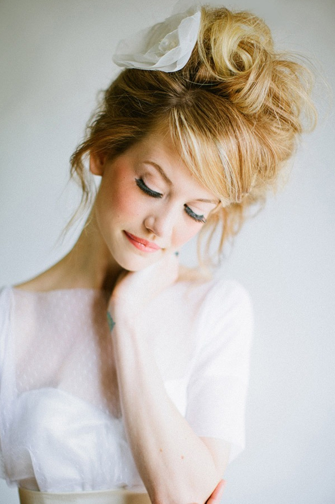 10 Gorgeous Wedding Hair Tutorials
