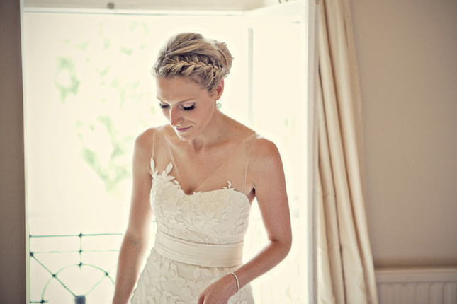 {Wedding Trends} : Braided Hairstyles
