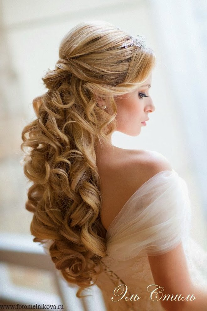 Pleasant Steal Worthy Wedding Hairstyles Belle The Magazine Hairstyle Inspiration Daily Dogsangcom
