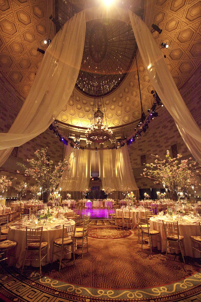 Wedding receptions to die for belle the magazine for Wedding event decorators