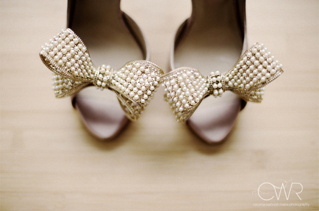 Sparkle Down the Aisle Wedding Shoes