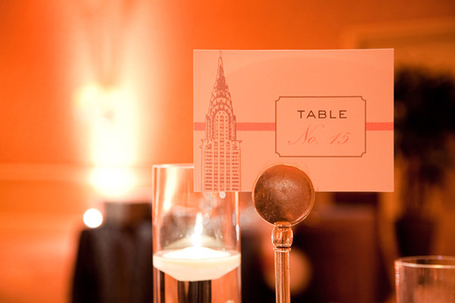 Wedding Table Number Galore