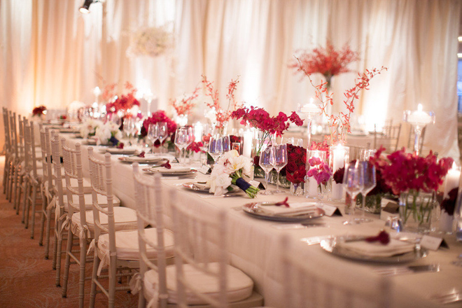 Long Tables + Wedding Receptions - Part 3 - Belle The Magazine