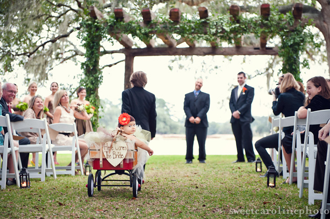 {Wedding Trend} Signs of Love