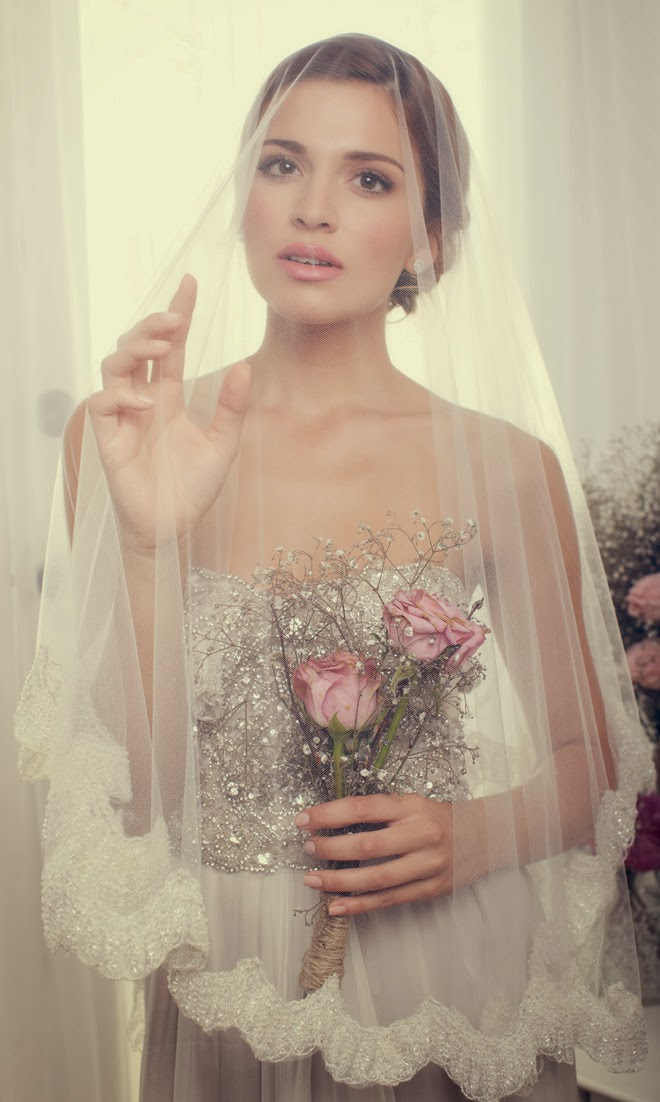 Bridal Accessories by Anna Campbell 2013 Collection
