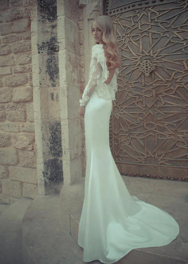 Yaki Ravid Couture Wedding Line 2012 + My Dress Of The Week