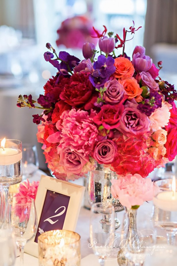 Best Wedding Centerpieces of 2014
