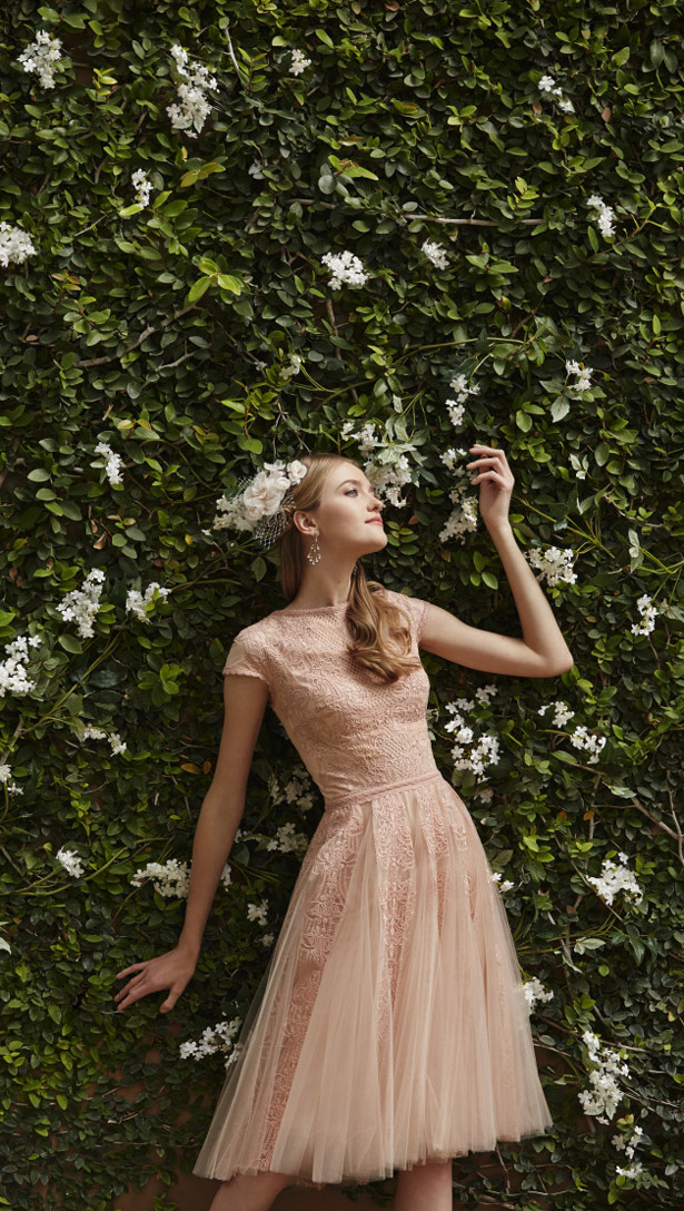 BHLDN Spring 2015 Bridal Collection