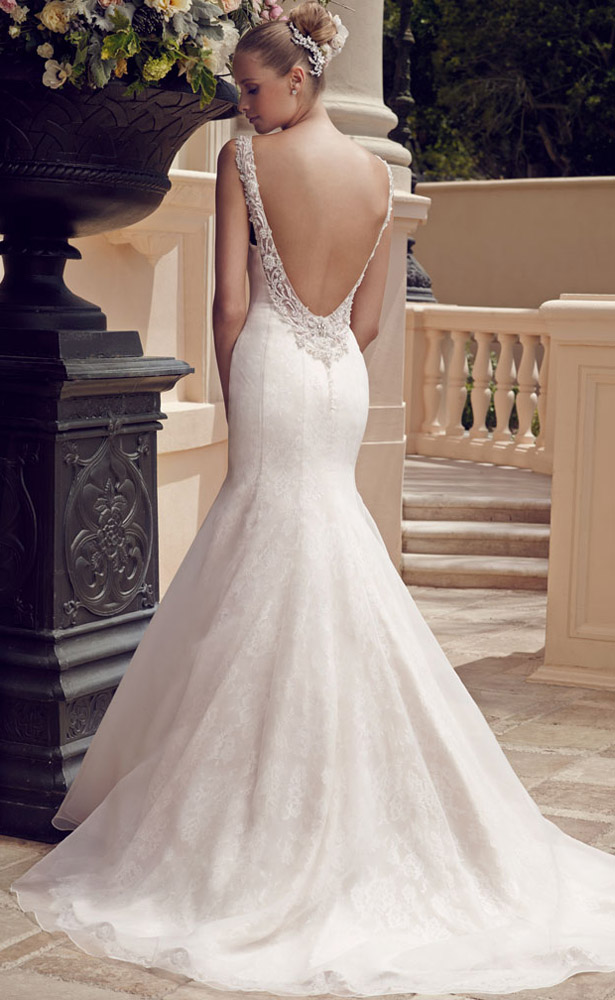 Casablanca Bridal Spring 2015 2185_Back_Web