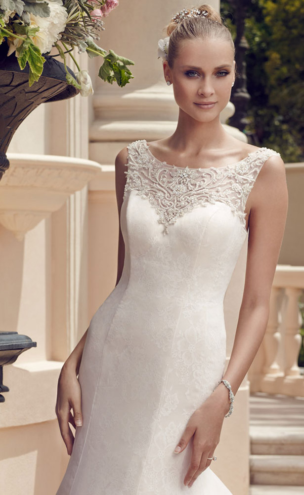 Casablanca Bridal Spring 2015 2185_Close_Up_Web