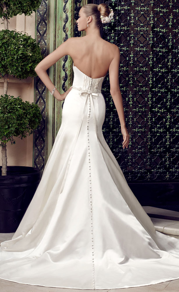 Casablanca Bridal Spring 2015 2187_Back_Web