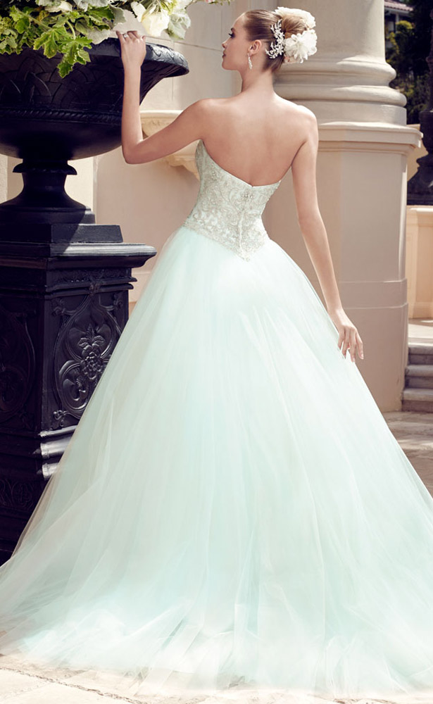 Casablanca Bridal Spring 2015 2188_Back