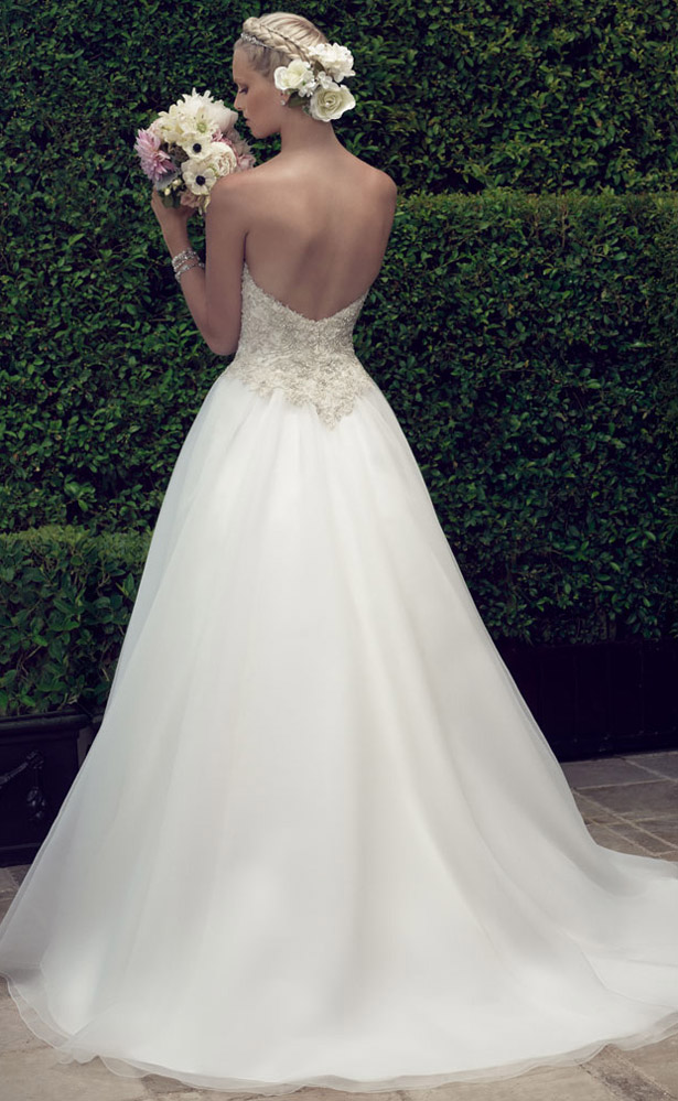 Casablanca Bridal Spring 2015 2191_Back_Web
