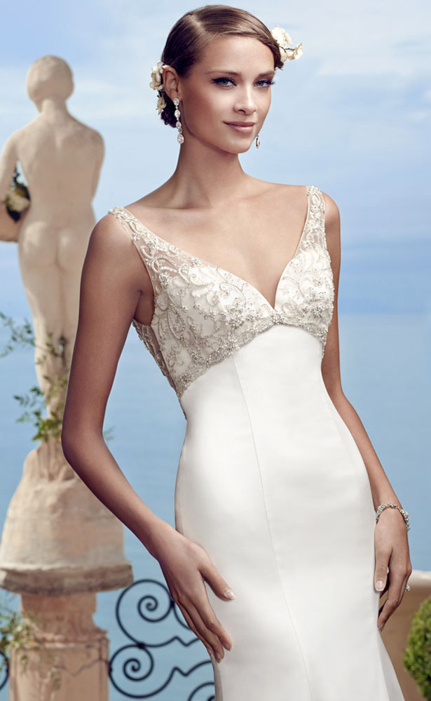 Casablanca Bridal Spring 2015 2193_Close_Up