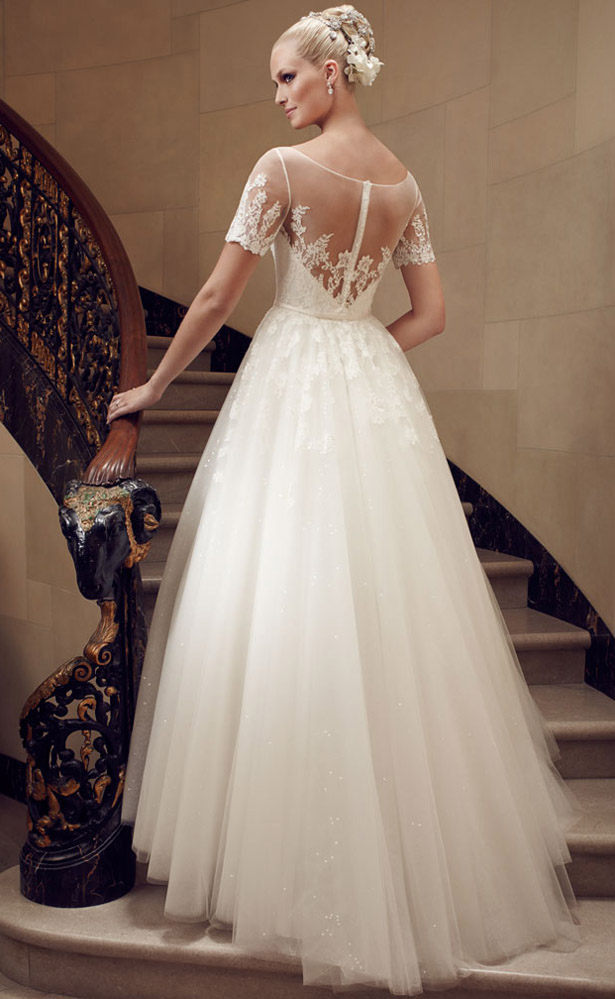 Casablanca Bridal Spring 2015 2194_Back_Web