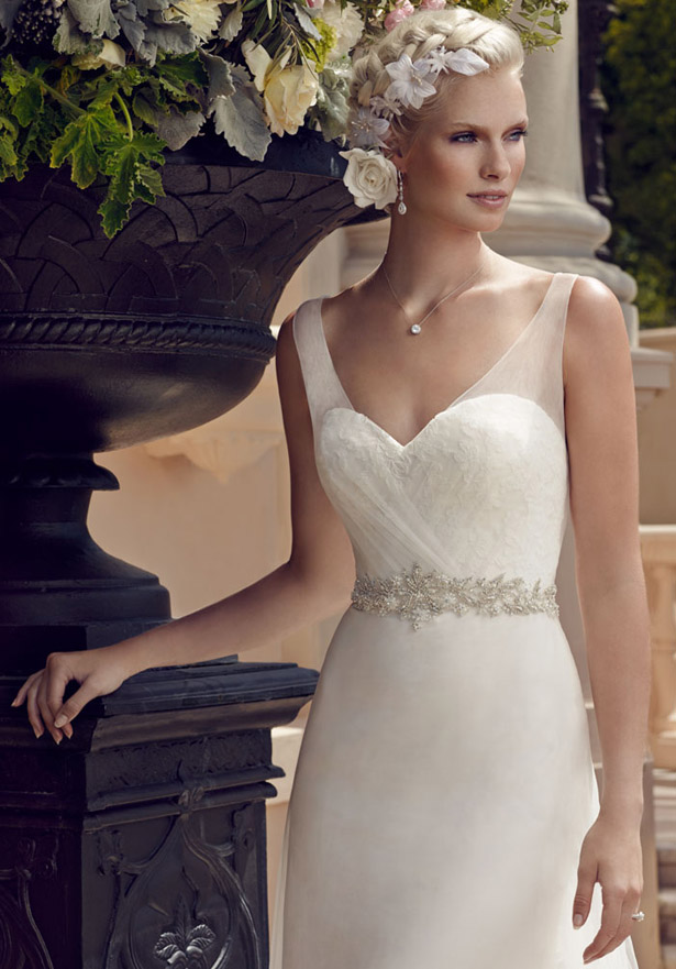 Casablanca Bridal Spring 2015 2196_Close_Up