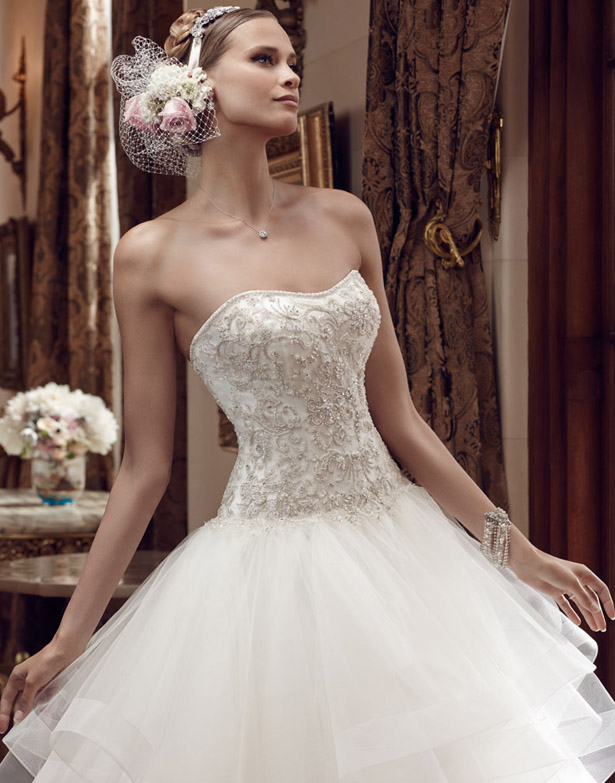 Casablanca Bridal Spring 2015  2199_Close_Up