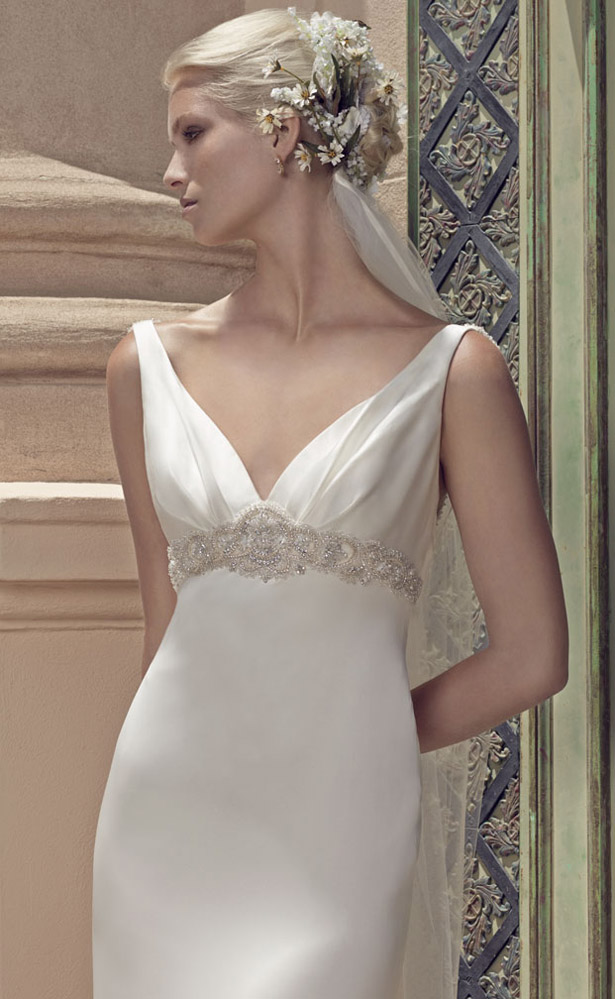 Casablanca Bridal Spring 2015 2200_Close_Up
