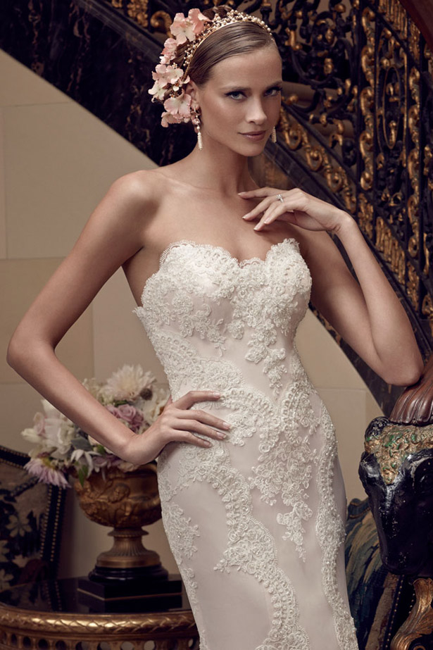 Casablanca Bridal Spring 2015 2201_Close_Up