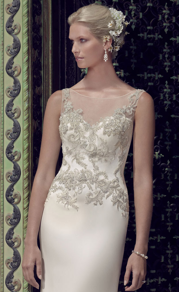 Casablanca Bridal Spring 2015 2202_Close_Up