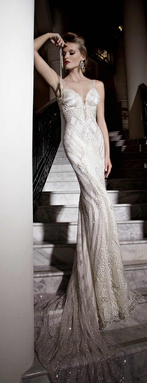 Galia lahav tales of the jazz age bridal collection Wedding dress designer galia lahav