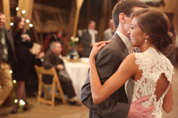 barn rustic wedding