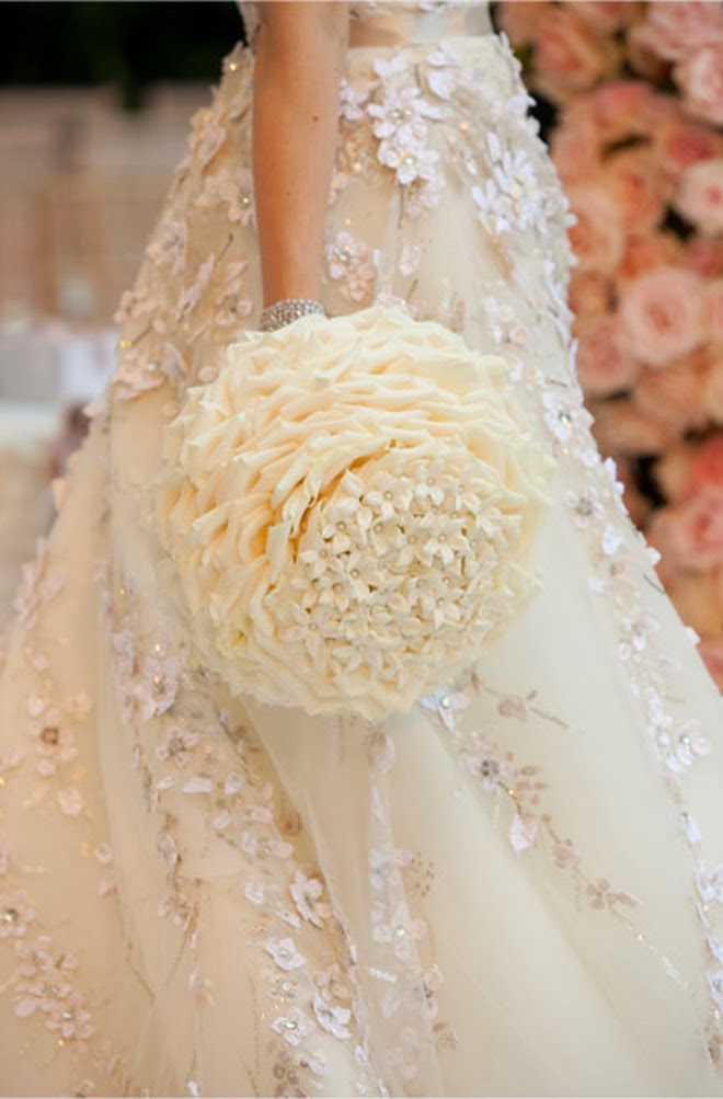 Best Wedding Bouquets of 2014