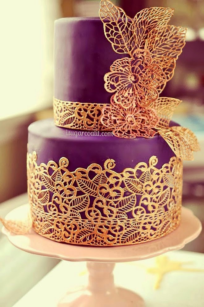 Best Wedding Cakes of 2014