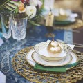 Bohemian romance wedding inspiration decor - Cassandra Farley Photography