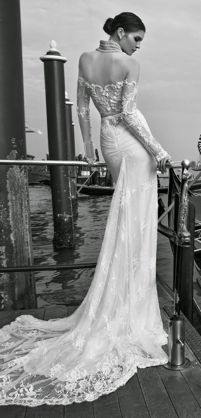 Inbal dror 2015 bridal collection part 1 belle the for Israeli wedding dress designer inbal dror