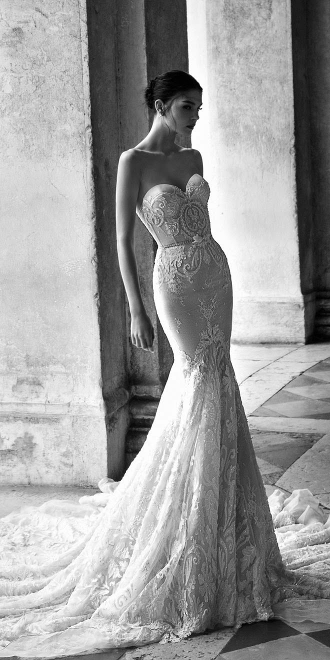 Inbal dror 2015 bridal collection part 2 belle the for Israeli wedding dress designer inbal dror
