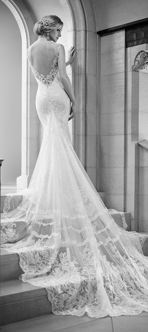 Martina Liana Fall 2015 Bridal Collection