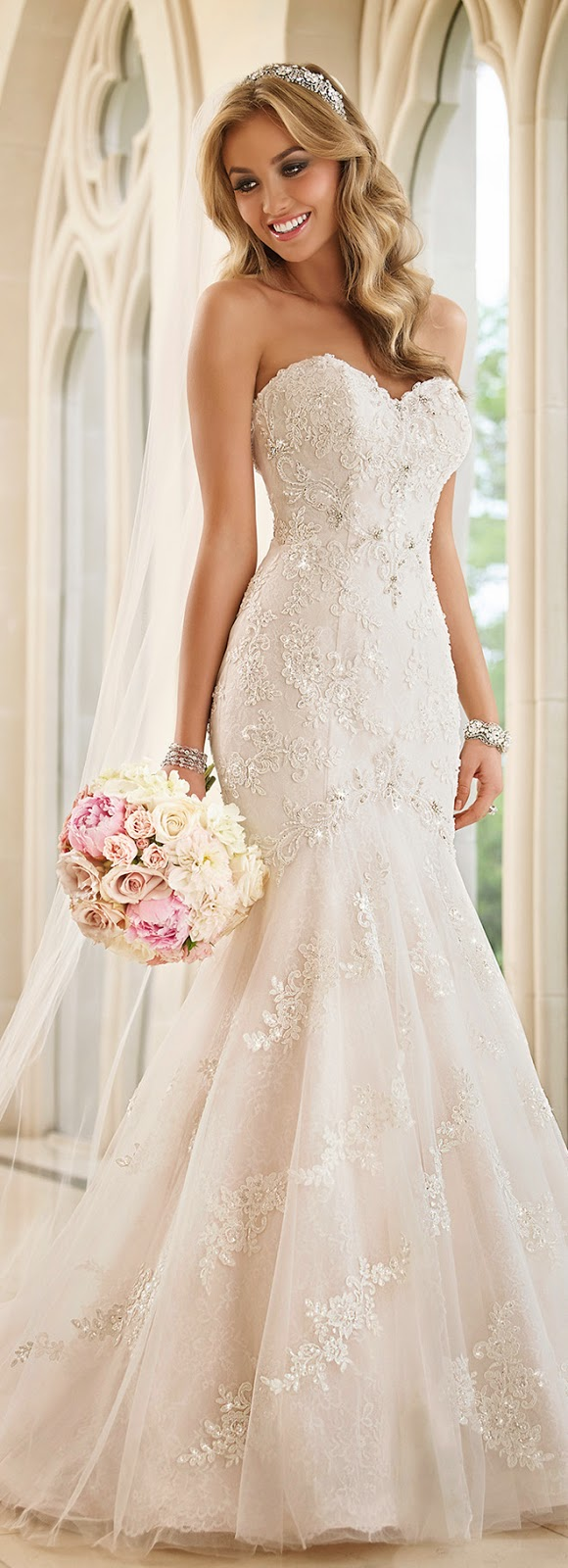 Stella York Fall 2015 Bridal Collection : Special Preview - Belle ...