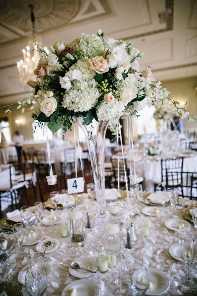 Soft and Classic Glamorous Wedding