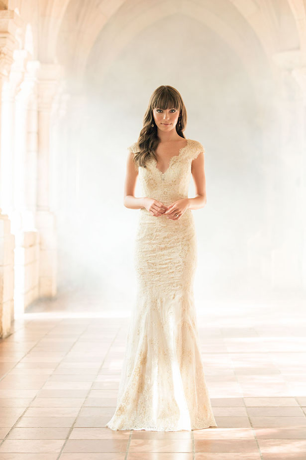 Allure Bridals Romance Collection