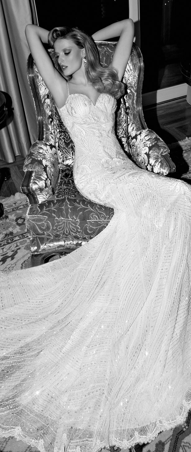 Galia Lahav : Tales of the Jazz Age Bridal Collection - Audrey