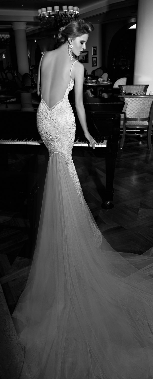 Galia Lahav : Tales of the Jazz Age Bridal Collection - Daisyk