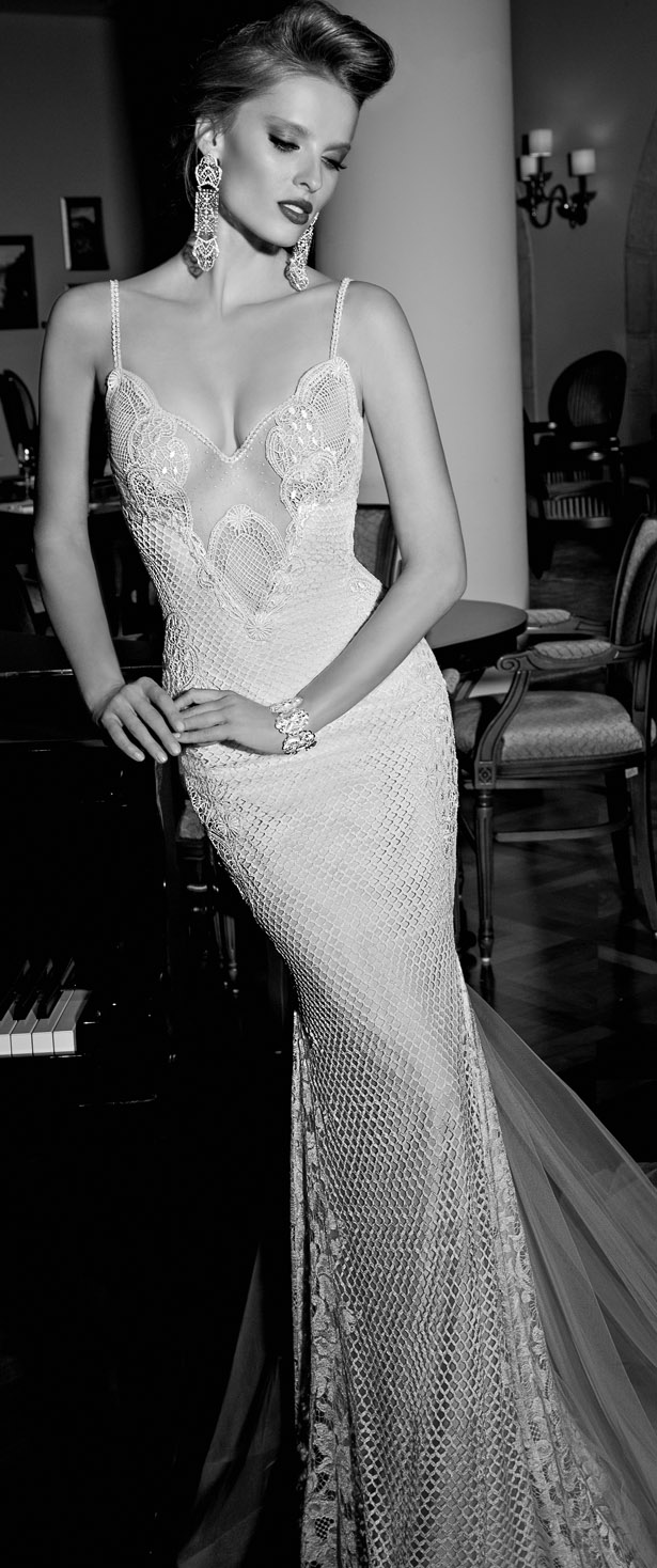 Galia Lahav : Tales of the Jazz Age Bridal Collection - Daisy