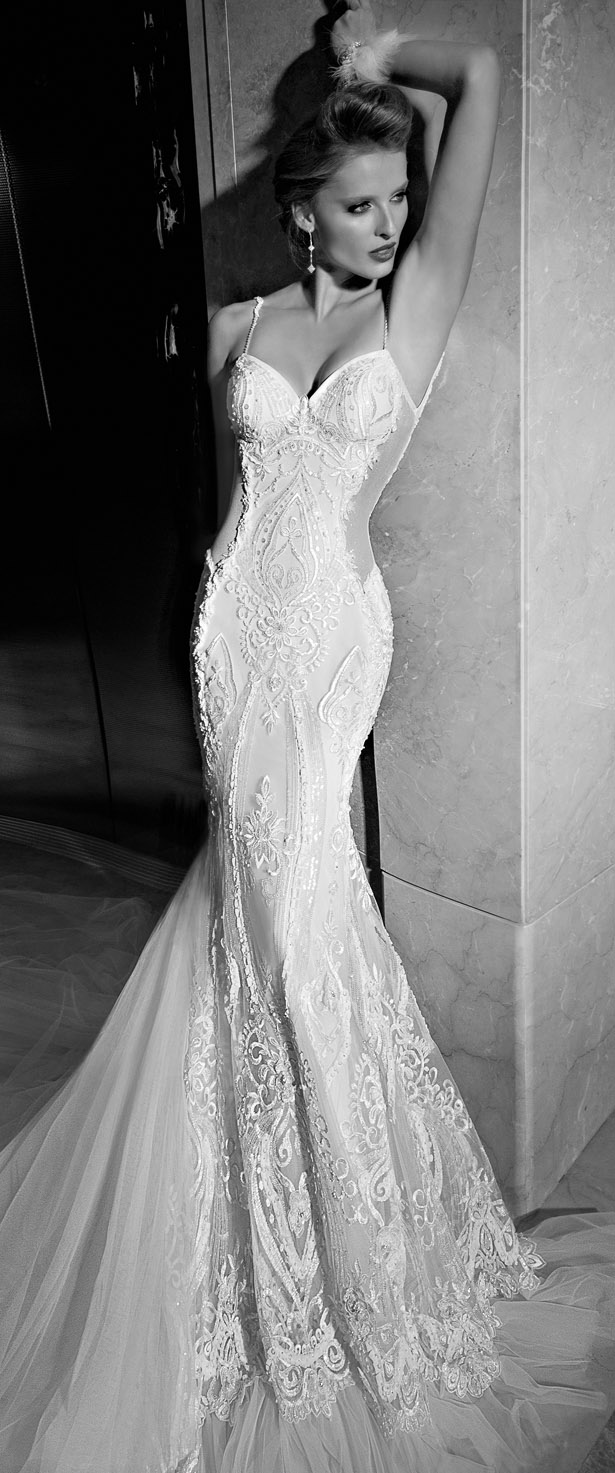 Galia Lahav : Tales of the Jazz Age Bridal Collection – Part II