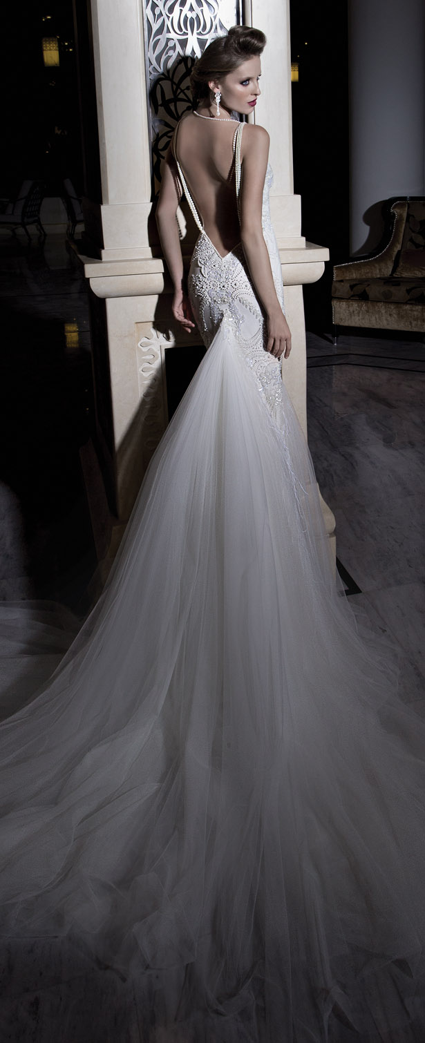 Galia Lahav : Tales of the Jazz Age Bridal Collection - Nikita