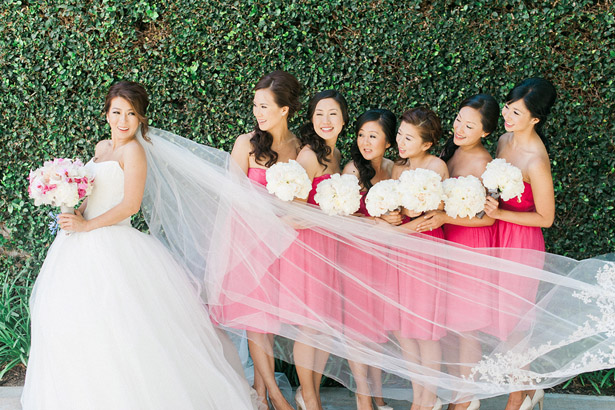 Bridesmaid Picture - Melvin Gilbert Photography