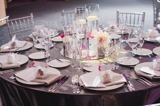 grey and pink wedding - Melvin Gilbert Photography