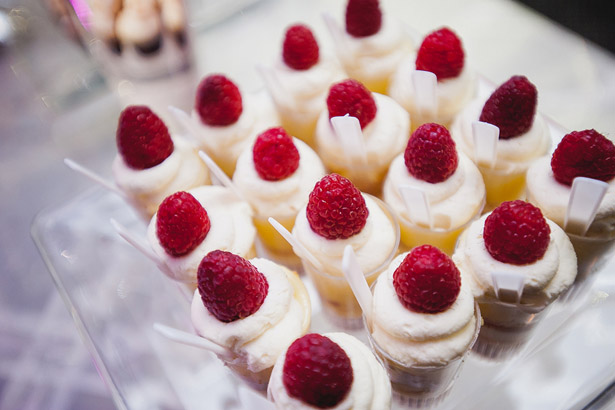 wedding desserts - Melvin Gilbert Photography