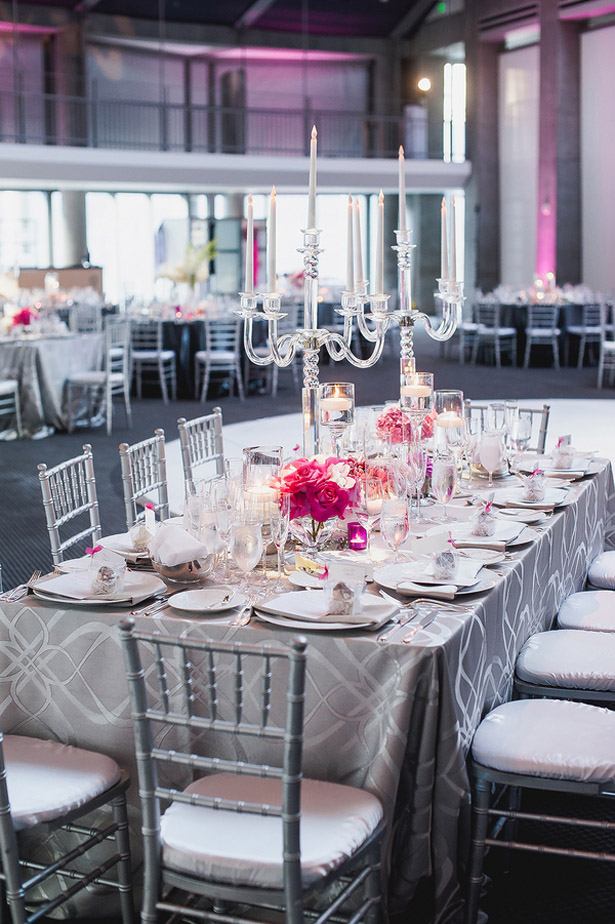 Pink Modern Fairy Tale Wedding